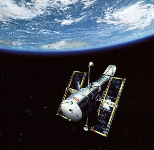 Hubble Illustration