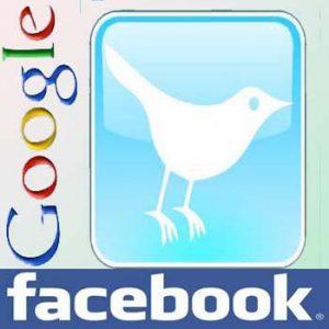 Google.Microsoft.Twitter